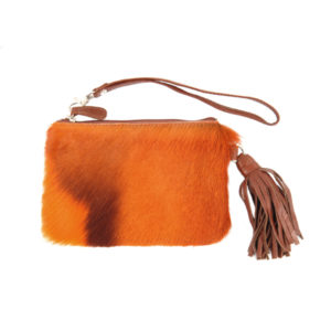 ann purse large orange